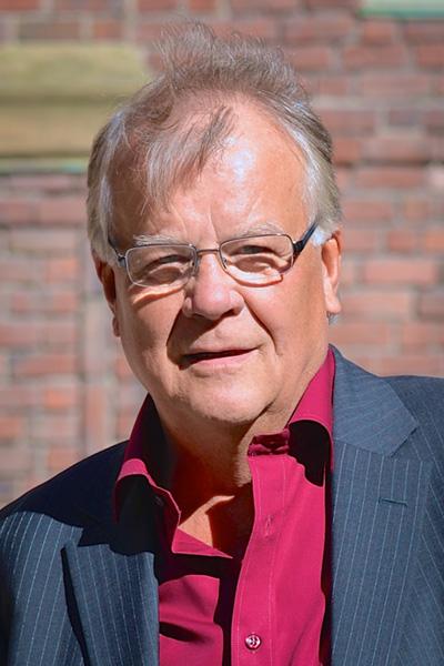 Lasse Berghagen porträtt